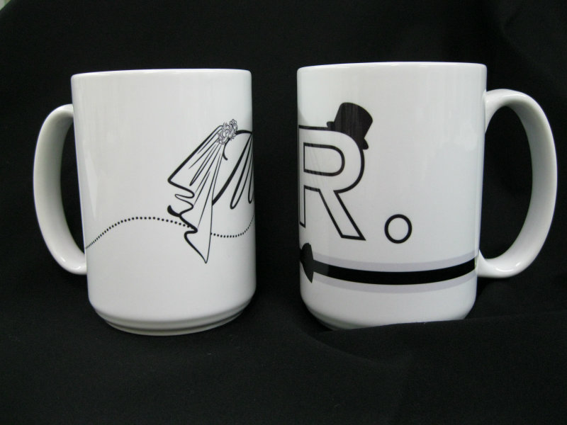 12oz Mug - Wedding