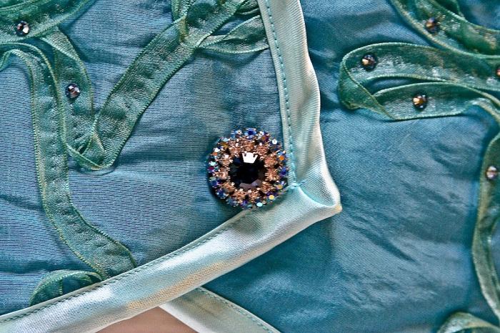 Crystal Blue Persuasion Jacket