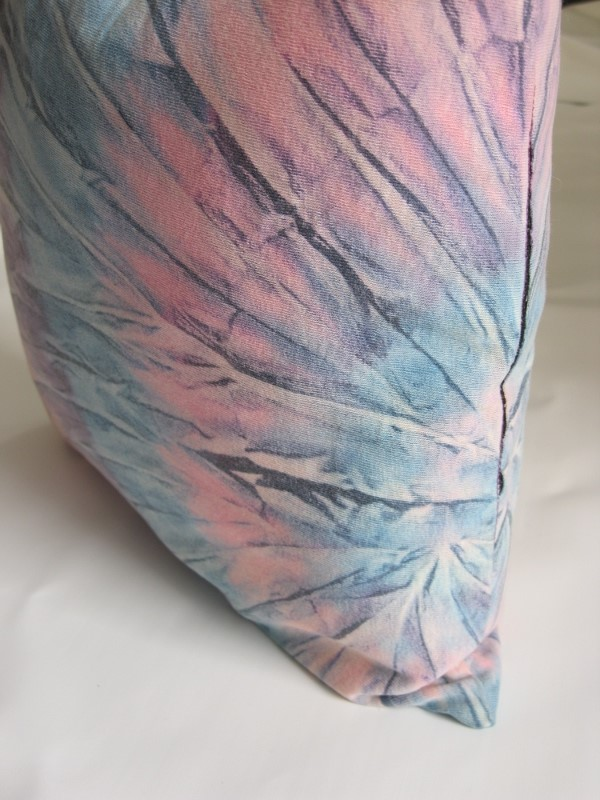 Pillow - Upcycled Tie Dye