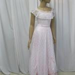 Pink Period Dress