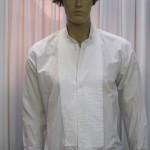 White Tux Shirt