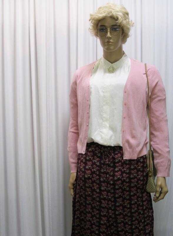 Mrs. Doubtfire costume