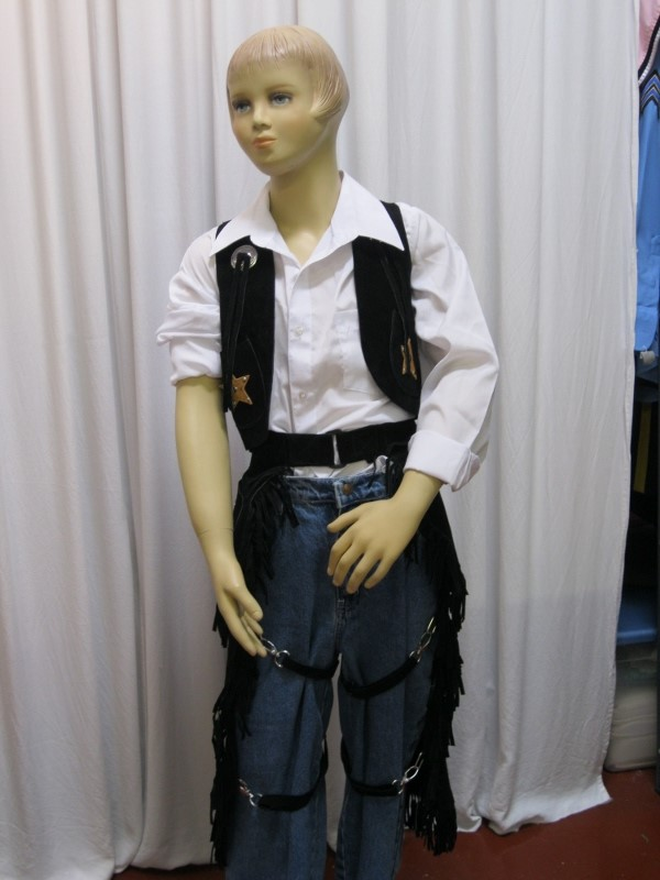 Kid's Western Outfit
