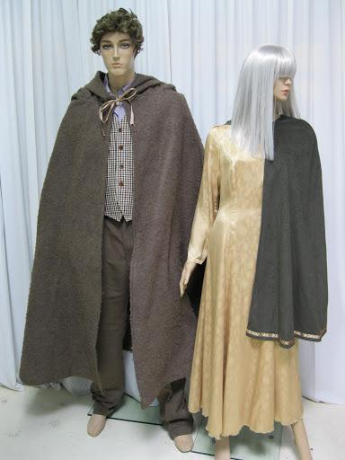 Frodo and Lady elf costume