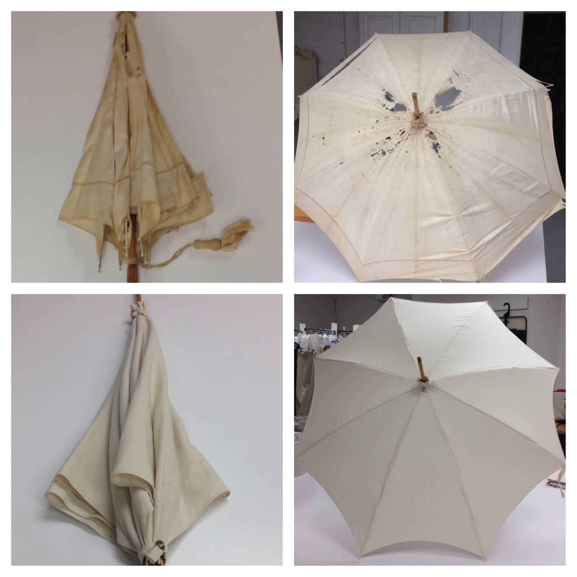 Renovated Umbrella
