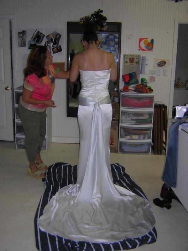 Custom Gown - View 2