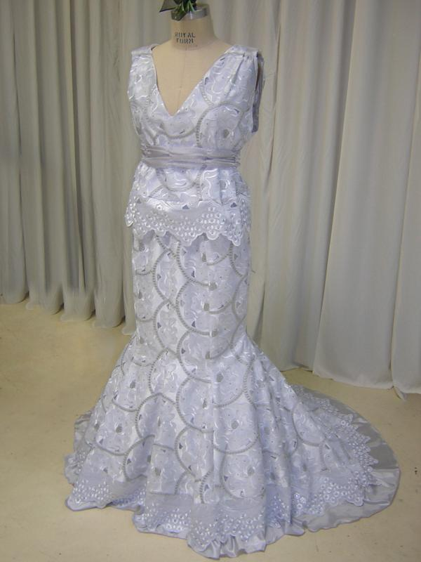 Custom Bridal Gown