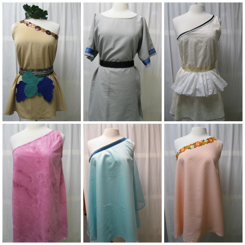 custom togas