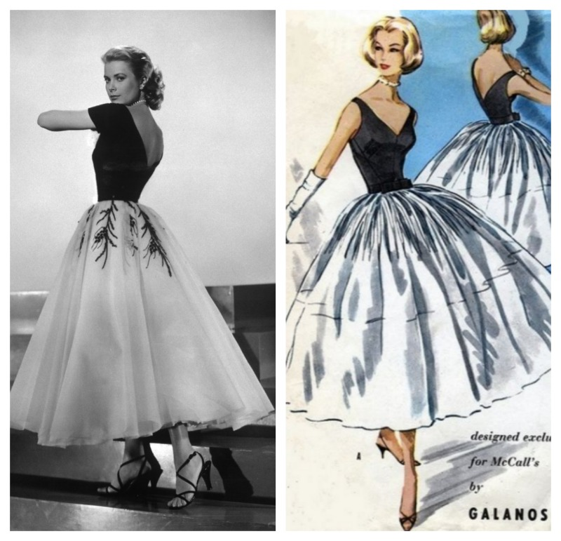 FeatureFriday Dress Like Grace Kelly | The Marilyn Johnson Sewing ...